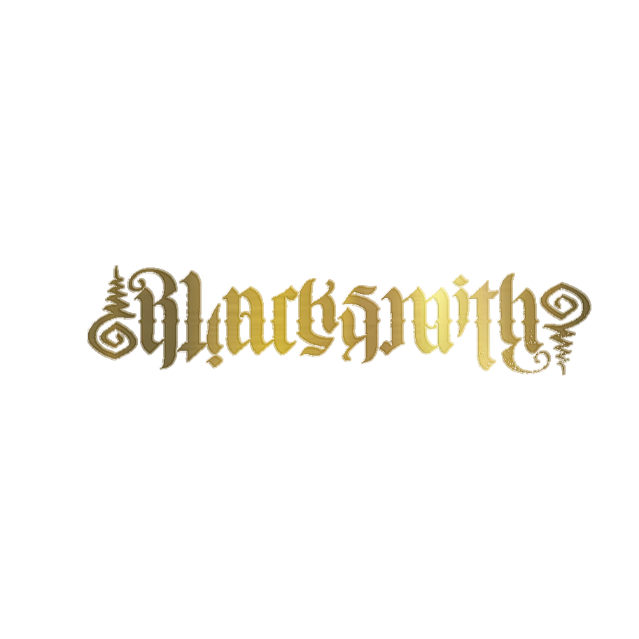 blacksmith tattoo logo